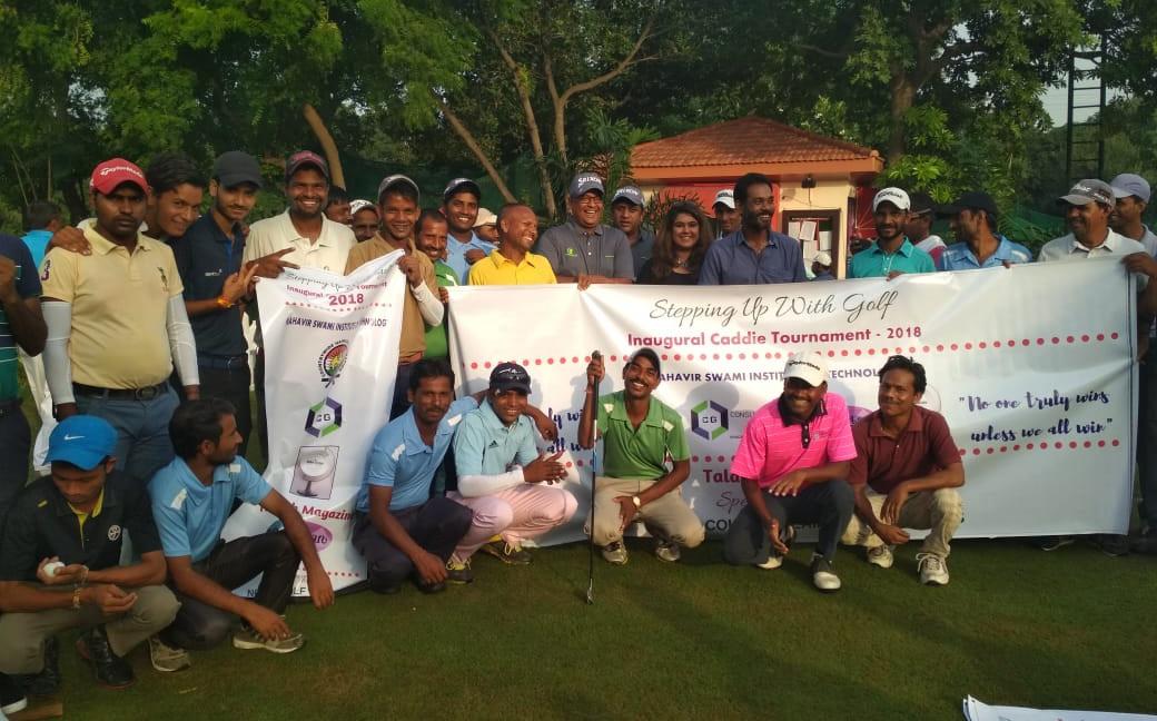 Inaugural Caddie Tournament: Noida Golf Course 2018
